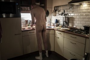 Often, Rajko prepares lunch or dinner after the BDSM session for him and his slave. They have a personal bond, even going on holiday together with himself, his slave and his husband with whom he has been married to for 13 years.